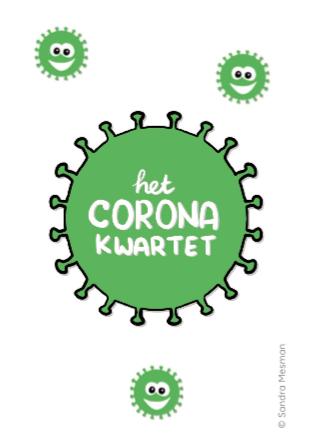 Corona kwartetspel ontwikkeld door Sandra Mesman - Betekenisvolle Communicatie