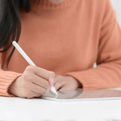 Digitaal tekenen op iPad Pro en Procreate met Apple Pencil